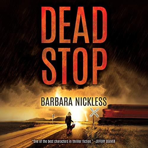 Dead Stop audiobook cover art