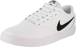 Nike SB Men's Check Solar White/Black 10.5 D US