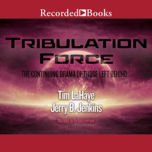 Tribulation Force audiobook cover art