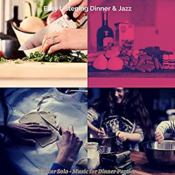 Guitar Solo - Music for Dinner Parties