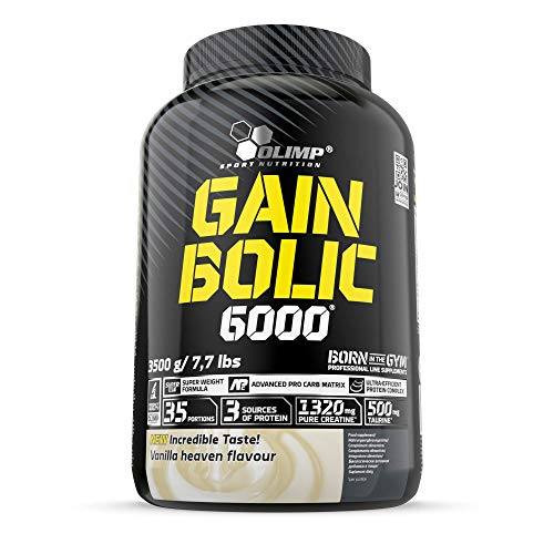 Olimp Gain Bolic 6000, Vanille (1 x 3,5 kg)