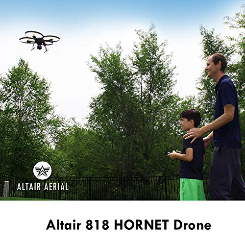 Altair 818 Hornet Beginner Drone with Camera | Free Priority Shipping | Live Video Drone for Kids &...