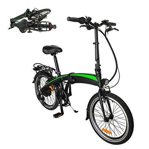 Bicicleta Elctrica Bicicleta de montaa elctrica Bicicleta eléctrica de Altura Regulable Bicicleta eléctrica con batería extraíble Adecuado para Regalos para Adultos.