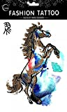 GGSELL GGSELL New design waterproof and non toxic 12 Chinese Zodiac Signs horse temporary tattoos