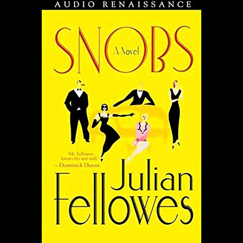 Snobs audiobook cover art