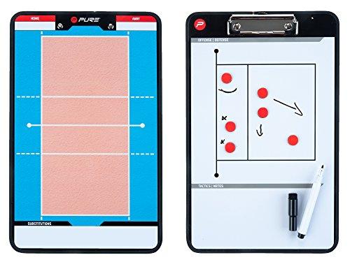 Pure 2Improve Taktiktafel Volleyball, 35x22cm
