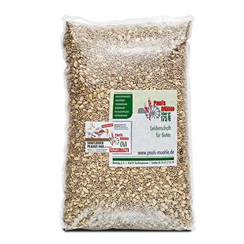 Paul´s Mühle Sunflower Peanut Mix 25 kg, Mischung aus Sonnenblumenkernen und Erdnüssen