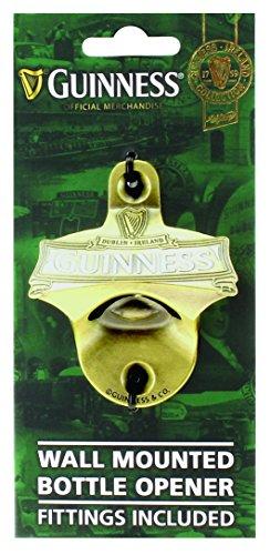 Wand montiert Flaschenöffner (Beschläge enthalten)-Guinness Irland Collection