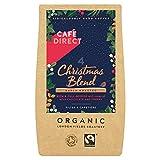 Cafedirect Blend Organic & Fairtade Ground Coffee 227g (Pack of 6)