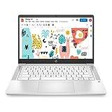 HP Chromebook 14a-na0002TU 14-inch Laptop (Celeron N4020/4GB/64GB SSD/Chrome OS/Integrated...