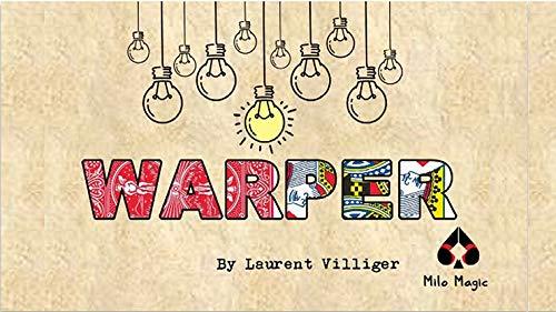 Murphy's Magic Supplies, Inc. WARPER Red por Laurent Villiger   Trick