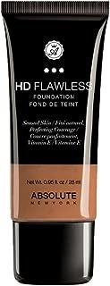 Absolute New York HD Flawless Foundation (AHDF08 Coffee)