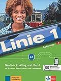 Linie 1 Schweiz A2: Deutsch in Alltag und Beruf mit Schweizer Sprachgebrauch und Landeskunde. Kurs- und Übungsbuch mit DVD-ROM (Linie 1 Schweiz: ... mit Schweizer Sprachgebrauch und Landeskunde)