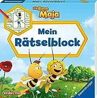 Die Biene Maja: Mein Raetselblock