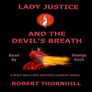 Lady Justice and the Devil's Breath audiobook cover art