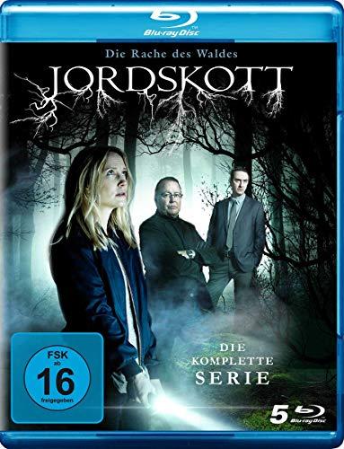 Jordskott - Die Rache des Waldes - Die komplette Serie LTD. [Blu-ray]