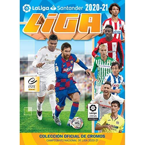 'N/A' Album + 50 Sobres Liga Este 2020 2021 los cromos de LALIGA