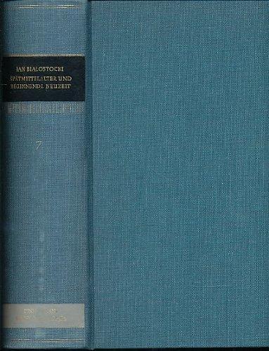Spatmittelalter Und Beginnende Neuzeit Propylaen Kunstgeschichte Band 7