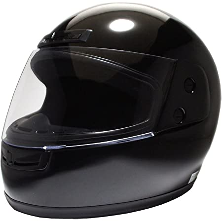B&B フルフェイスヘルメット ブラック BB100