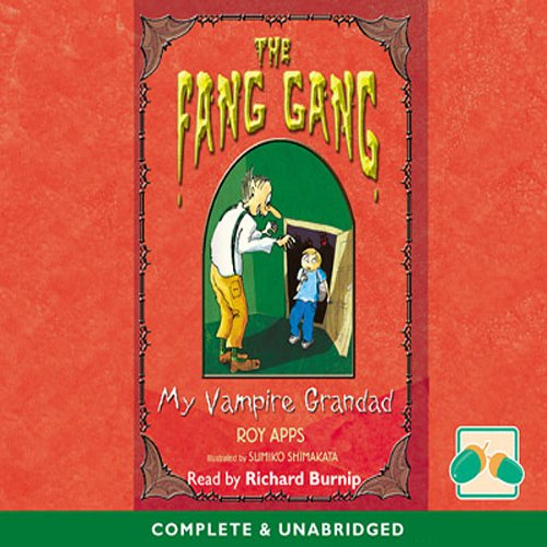 The Fang Gang audiobook cover art