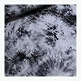 Stoff am Stück Stoff Viskose Elastan Single Jersey Batik