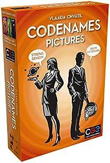 Czech Games Edition CZ040 Codenames Pictures, Familjespel
