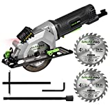 GALAX PRO 4Amp 3500RPM Circular Saw with Laser Guide, Max....