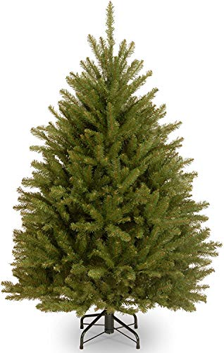 National Tree Company Artificial Christmas Tree| Includes Stand | Dunhill Fir - 4.5 ft