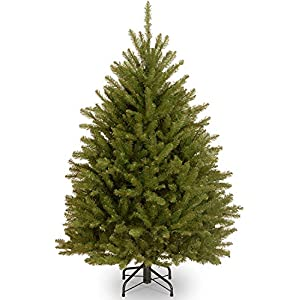 National Tree Company Artificial Christmas Tree| Includes Stand | Dunhill Fir – 4.5 ft
