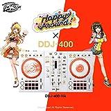 Pioneer DJ DJコントローラー DDJ-400-HA(D4DJ コラボレーションモデル)