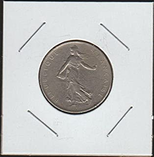 1960 FR The Seed Sower Franc Choice Extremely Fine