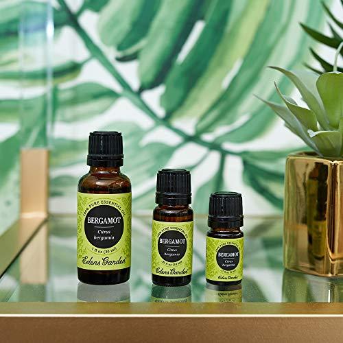 Edens Garden Bergamot Essential Oil, 100% Pure Therapeutic Grade (Cold Flu & Pain) 10 ml