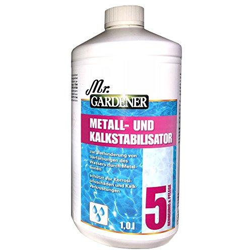 Metall- und Kalkstabilisator 1 L