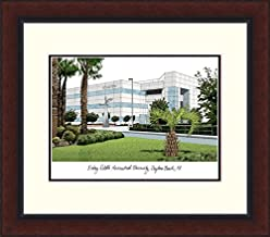 """Campus Images """"Embry-Riddle University Legacy Alumnus Framed Lithographic Print"""