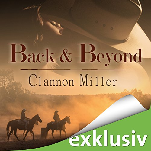 Back and Beyond audiobook cover art