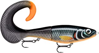 Rapala X-Rap Otus Lure with Hooks 2 No 2/0, 0.5-1 m Swimming Depth, 25 cm Size, Halloween