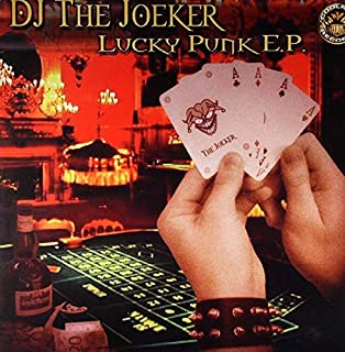 Dj The Joeker - Lucky Punk E.p.