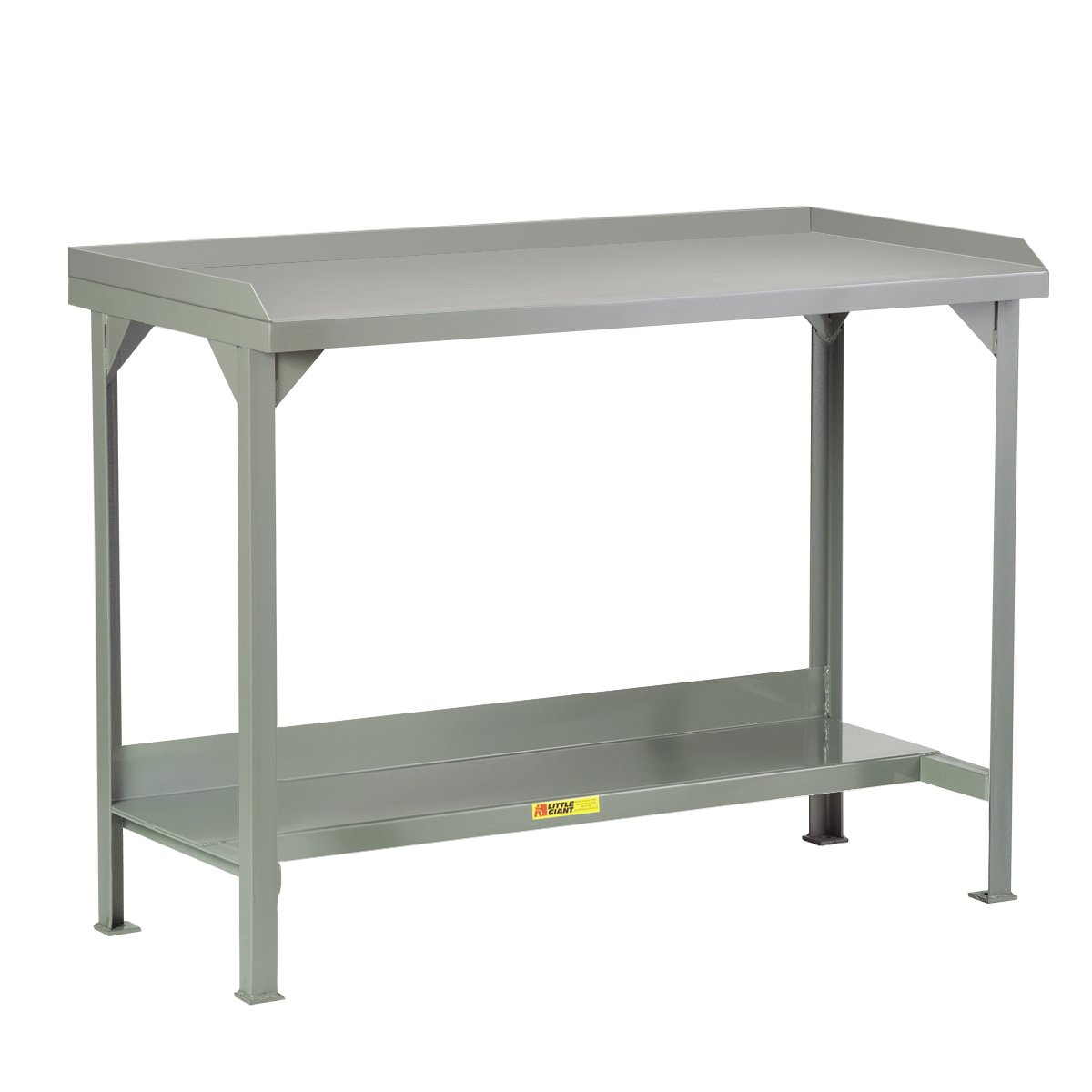Little Giant WSL2-2460-AH Welded Steel and Superlatite with Back E Workbench Bombing free shipping