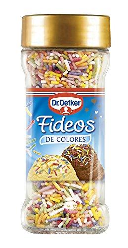 Dr. Oetker Fideos De Colores 1 Unidad 50 g