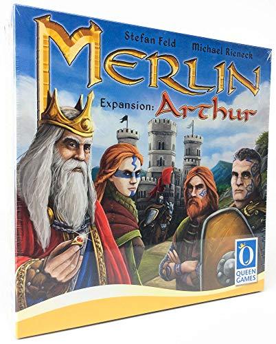 Queen Games 20251 - Merlin: Die Arthur-Erweiterung