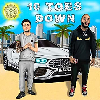 10 Toes Down