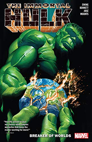 Amazon.com: Immortal Hulk Vol. 5: Breaker Of Worlds (Immortal Hulk ...