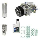 Universal Air Conditioner KT 1196 A/C Compressor and Component Kit