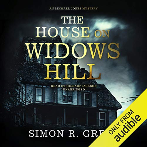 The House on Widows Hill Audiobook By Simon R. Green cover art