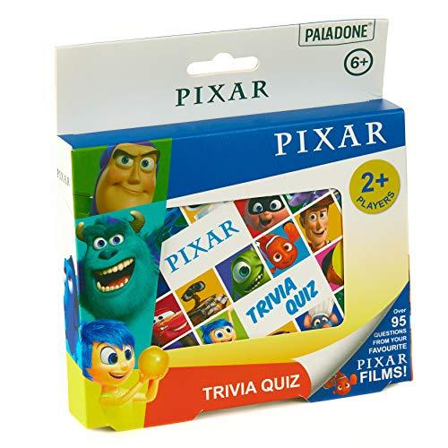 Paladone Pixar Film Trivia Quiz Gioco