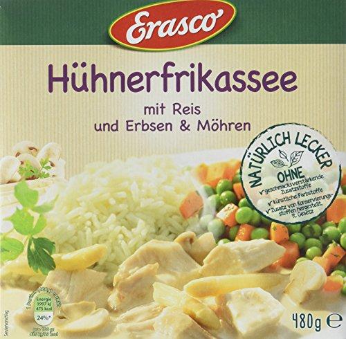 Erasco Hühnerfrikassee, 7er Pack (7 x 480 g)