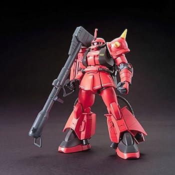 HGUC MSV MS-06R-2 ジョニー・ライデン専用ザク 1/144スケール 色分け済みプラモデル