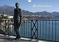Andalusien (Wandkalender 2022 DIN A4 quer): Andalusien ... mehr als nur Paella (Monatskalender, 14 Seiten )