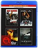 van Damme - 4 Filme - 1 Blu-Ray (Leon - Black Eagle - The Quest - Slinger) [Alemania] [Blu-ray]