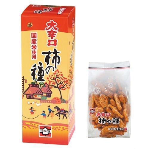 大辛口柿の種BOX大辛口66g×3袋